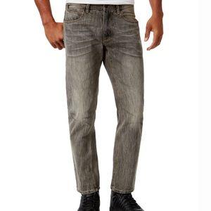 Sean John Gray Illusion Double Pocket Jeans